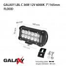 LED bar  Galaxy LBL C 36W